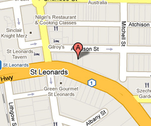 Synergy Information Systems Pty Ltd-Unit 302 Level 3, 110 Pacific Hwy, North Sydney, 2060, NSW, Australia